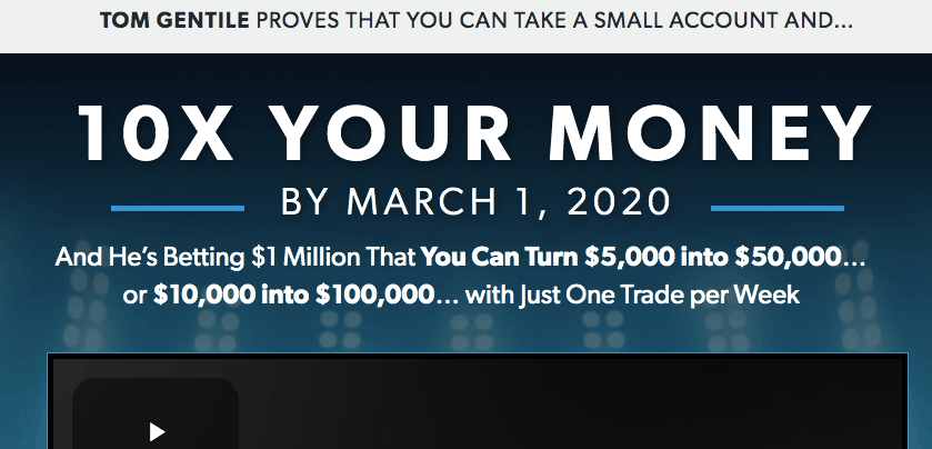 10X Your Money by March