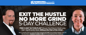 Unhustled 6 Figure Freedom by Sean Donahoe [Honest Review] 3