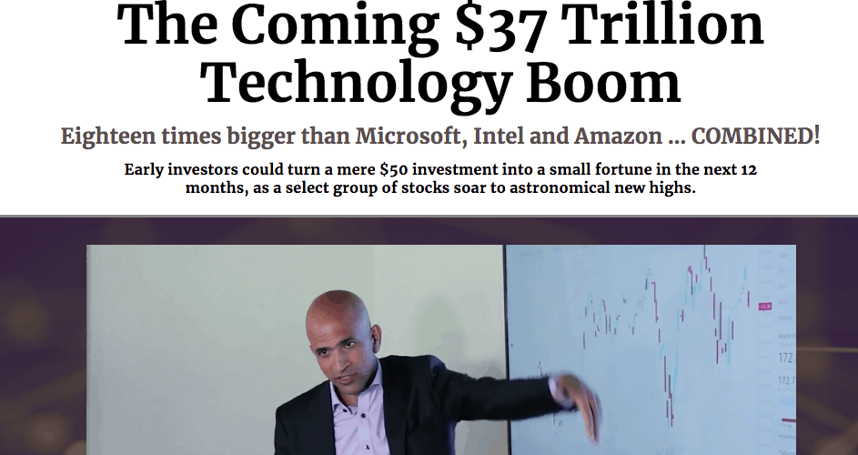 the coming $37 trillion technology boom