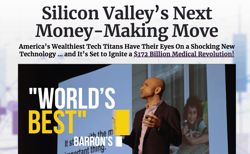 silicon valley's next money making move website