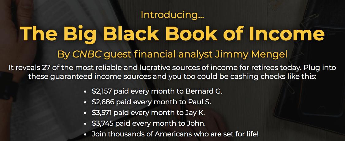 big black book of income