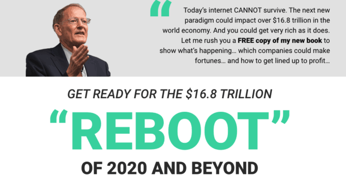 reboot of 2020 and beyond