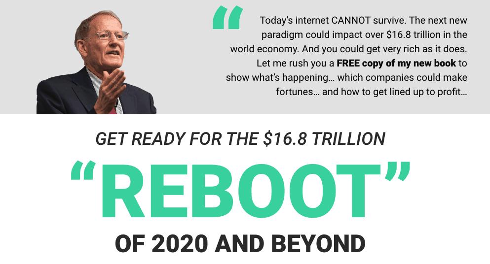 george gilder prediction 2020 - reboot