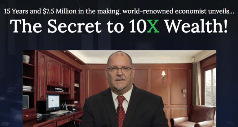 the secret to 10x wealth