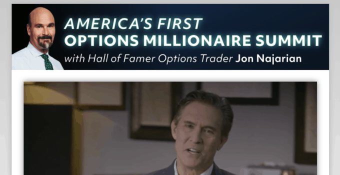 america's first options millionaire summit