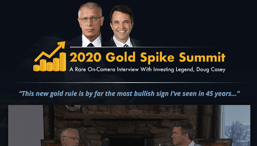 2020 gold spike summit