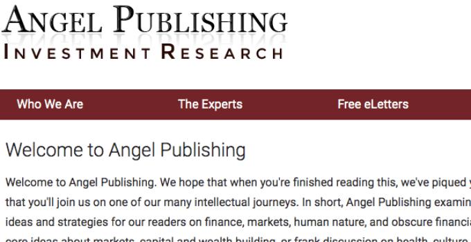 angel publishing
