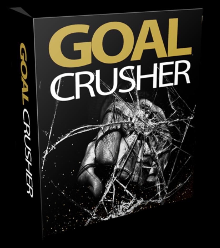 Goal Crusher 2020 - Is It Legit? [Review] 2