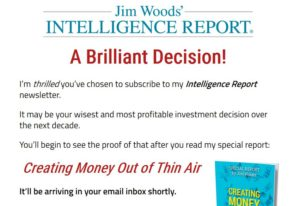 Jim Woods' Intelligence Report [Unbiased Review] 2