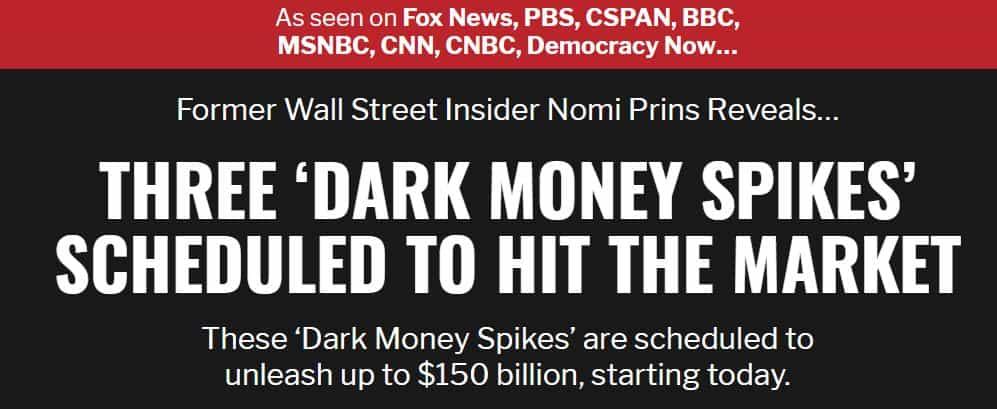 Dark Money Spikes by Nomi Prins