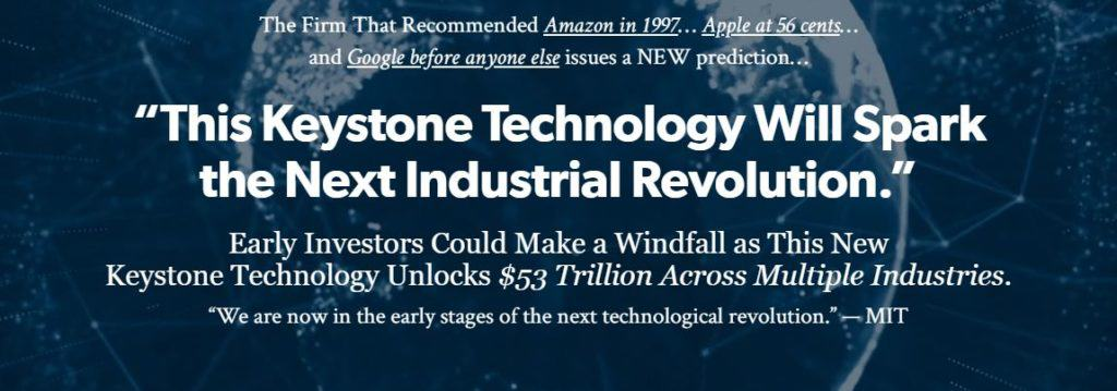 "Is The 5G ""Keystone Technology"" Stock Legit? 2"