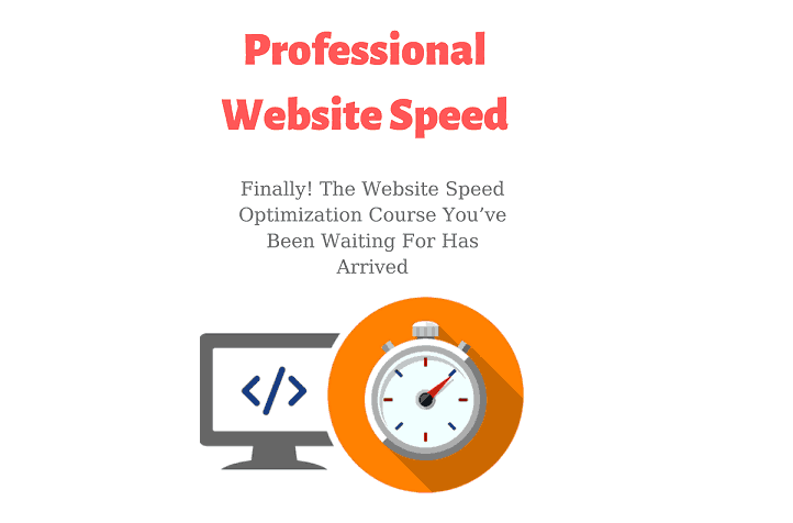 Professional Website Speed - Legit Course? [Review] 2