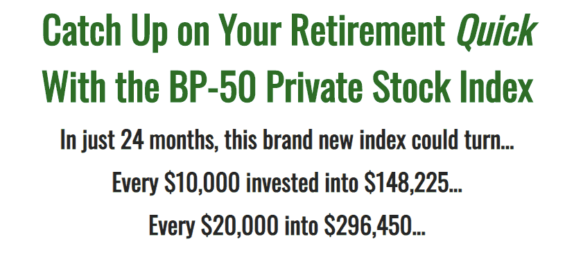 bp-50 private stock index