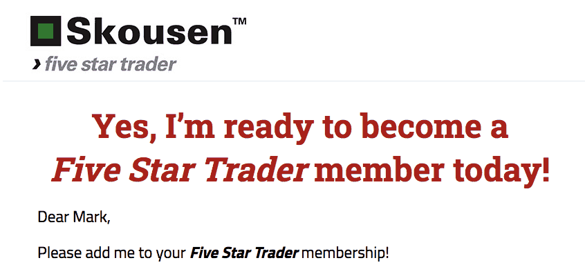 five star trader
