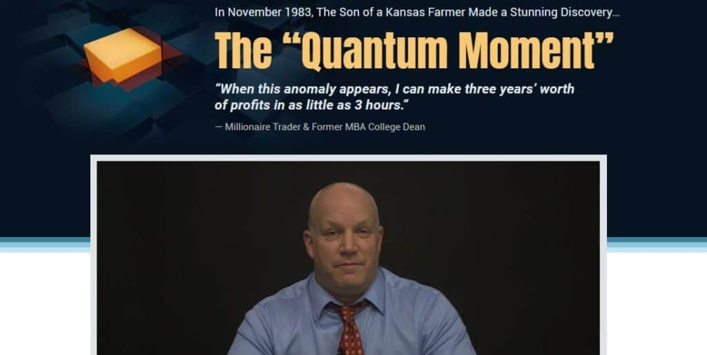 The Quantum Moment with Jeff Clark