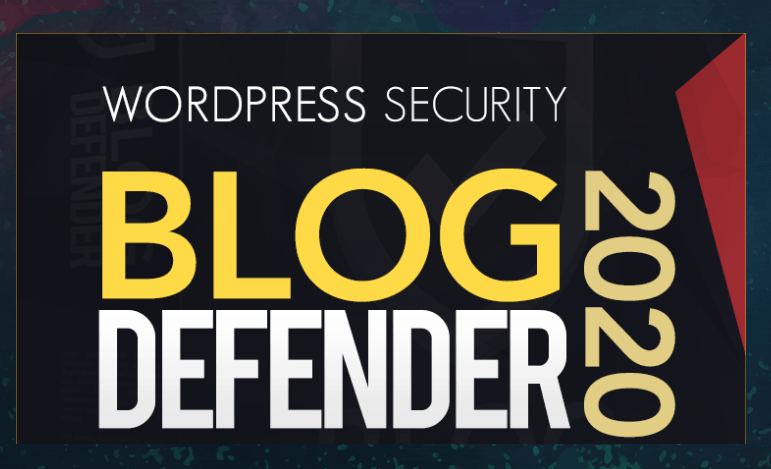 Blog Defender Local