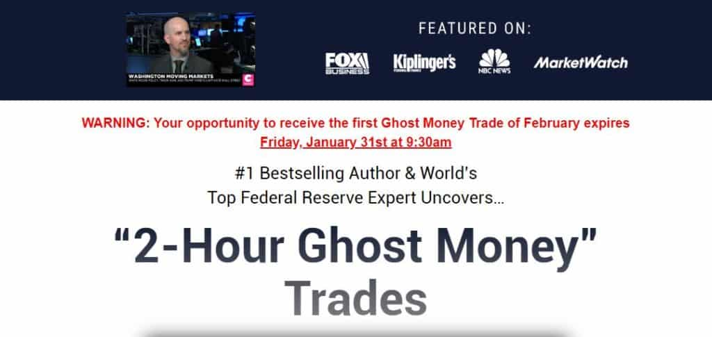 2-Hour Ghost Money Trades by Graham Summers