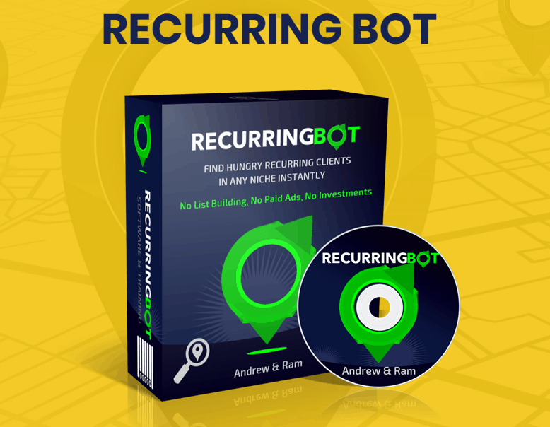 Recurring Bot - Legit Software or Scam? [Review] 8