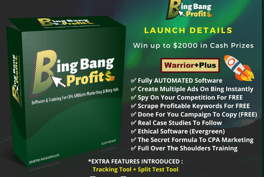 Bing Bang Profits - Legit or Scam? 2