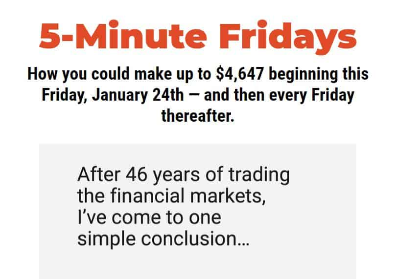 5-Minute Fridays by Ken Trester
