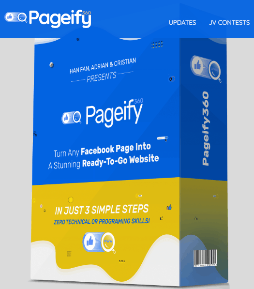 Pagify 360