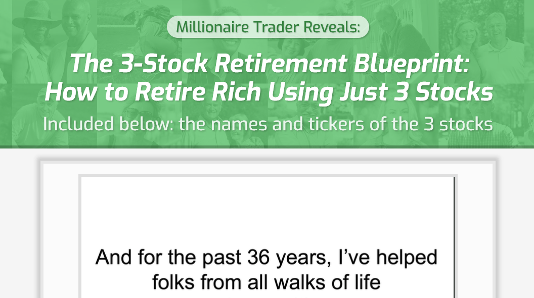 3 Stock Retirement Bluepoint