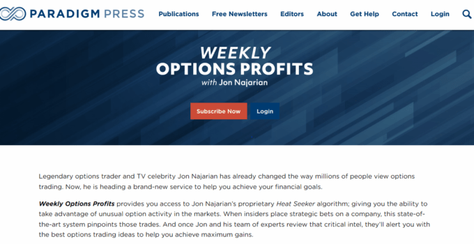 Weekly Options Profits
