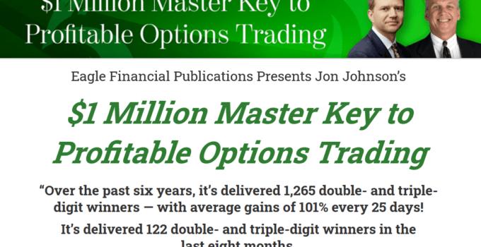 $1 Million Master Key To Profitable Options Trading