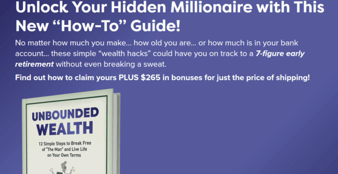 Unbounded Wealth