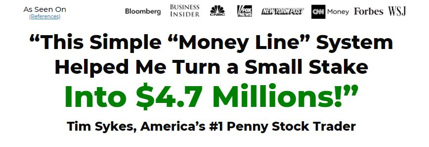 Money Line System by Tim Sykes