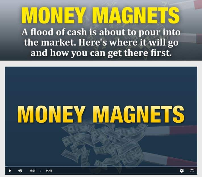 Money Magnets by Louis Navellier