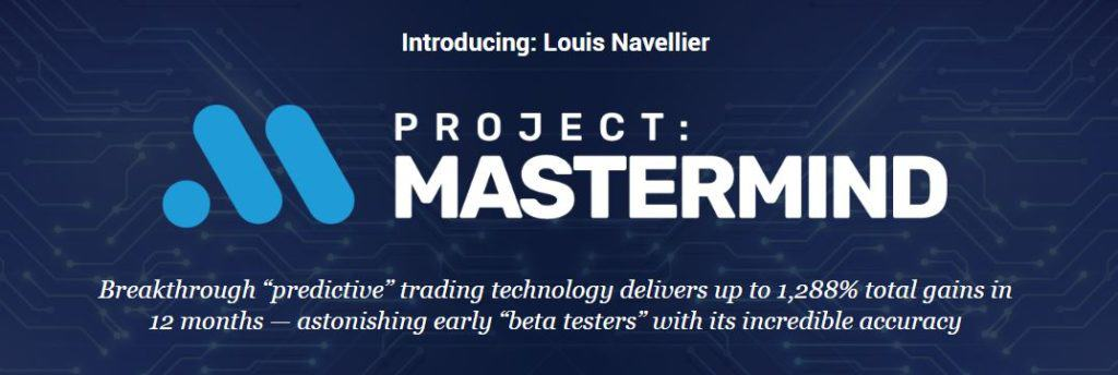 Project Mastermind by Louis Navellier