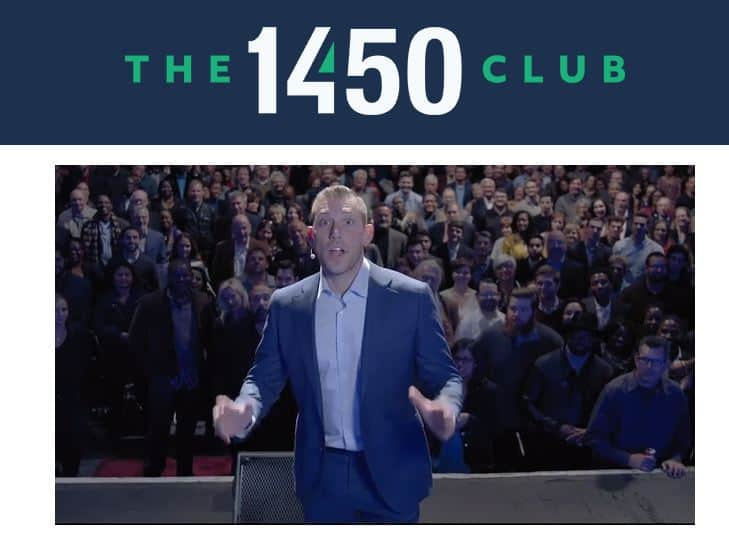 The 1450 Club by Andrew Keene