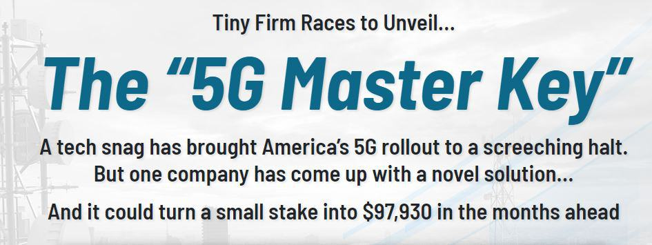 "The ""5G Master Key"" by E.B. Tucker"