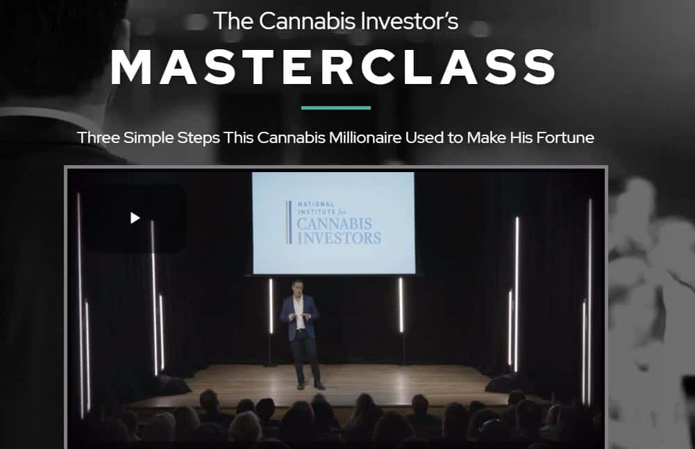 The Cannabis Investor's Masterclass
