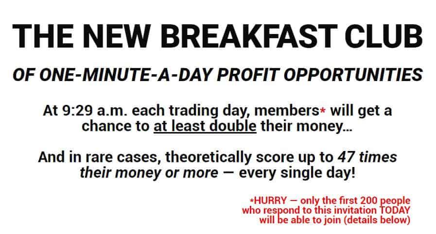 The New Breakfast Club by Alan Knuckman