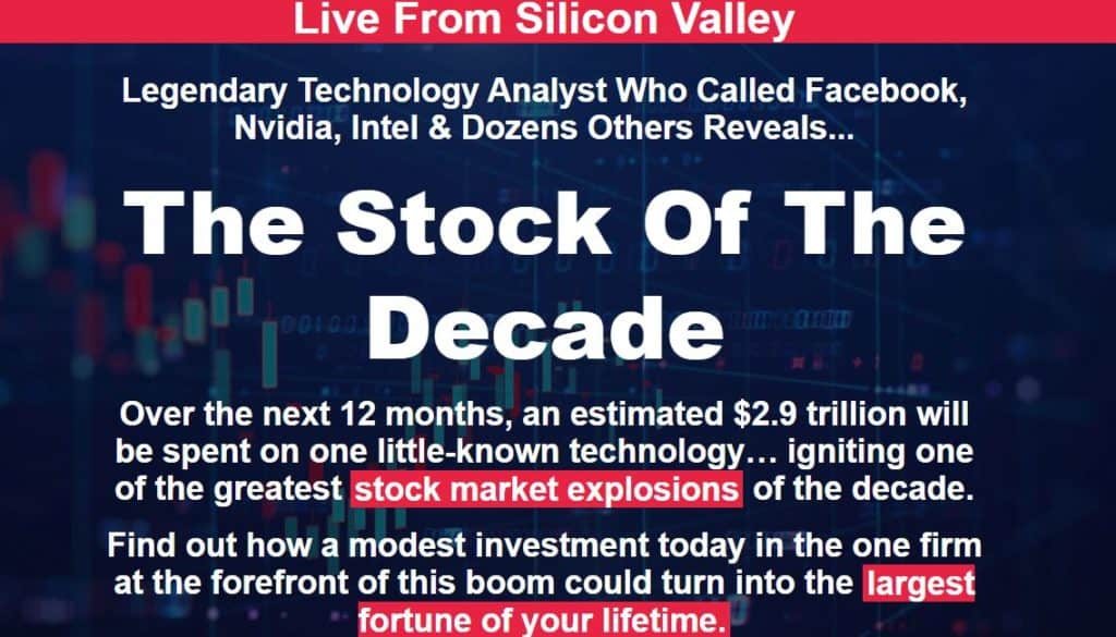 The Stock of the Decade by Ray Blanco