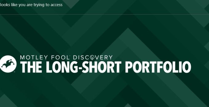 Motley Fool Long Short Portfolio