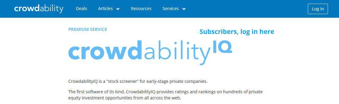 Crowdability IQ