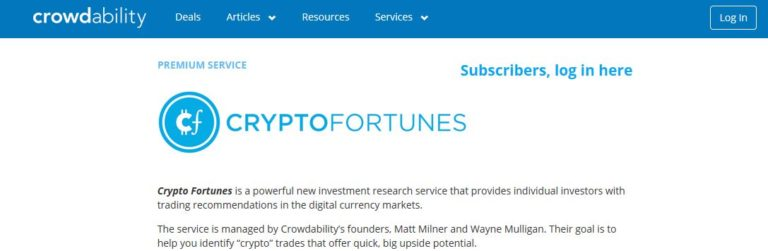 Crypto Fortunes