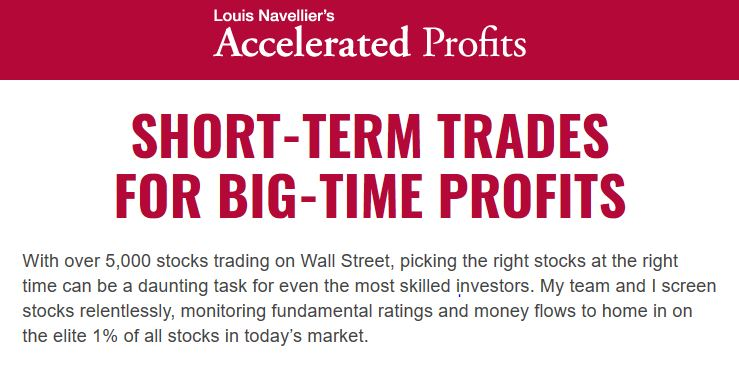 Louis Navellier's Accelerated Profits