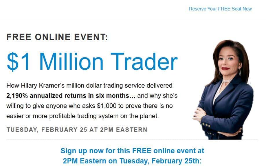 $1 Million Trader