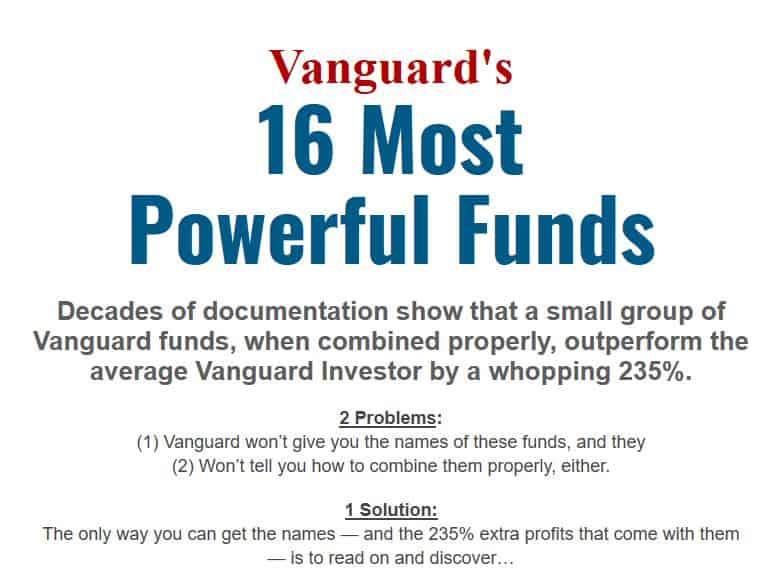 The Independent Adviser for Vanguard Investors