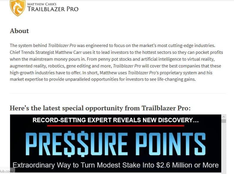 Trailblazer Pro