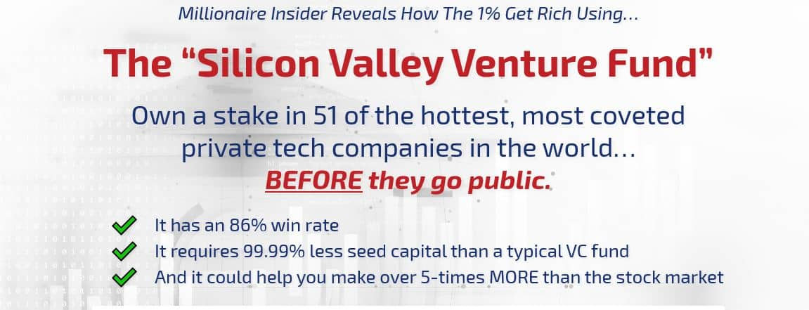 The Silicon Valley Venture Fund