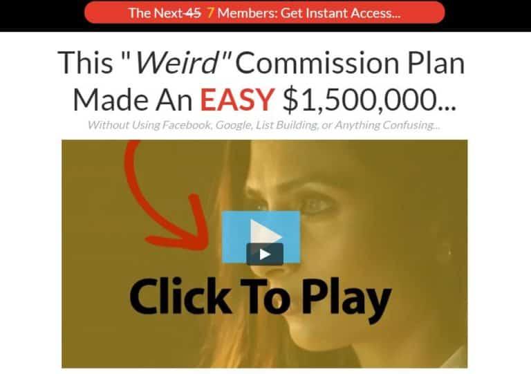 Commission Plan X