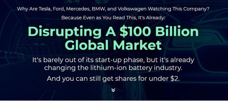 Disrupting a $100 Billion Global Market by Alex Koyfman