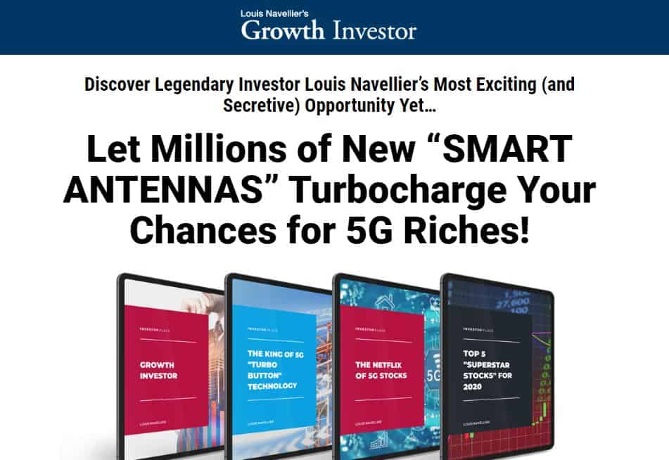 Louis Navellier's Growth Investor