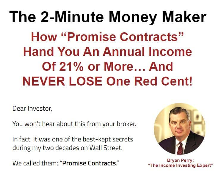Promise Contracts by Bryan Perry