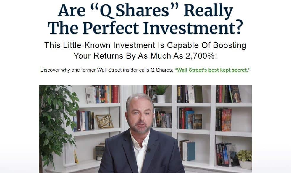Q Shares by Jeff Yastine